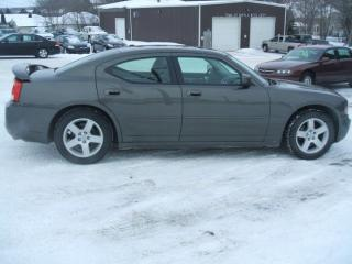 Used 2010 Dodge Charger SXT for sale in Virden, MB