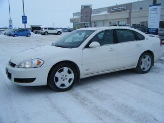 Used 2008 Chevrolet Impala SS for sale in Virden, MB