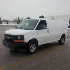 Used 2008 Chevrolet Express 2500 CARGO**CARGO**CARGO for sale in Vaughan, ON