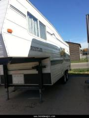 Used 1999 Travelaire Fifth Wheel RUSTLER for sale in Brooks, AB