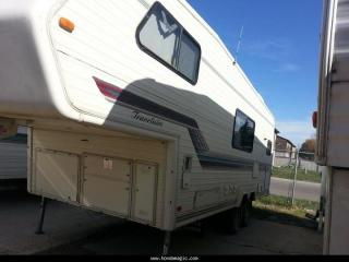 Used 1993 Travelaire Fifth Wheel for sale in Brooks, AB