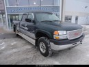 Used 2002 GMC Sierra 2500 2500 SLT CREW for sale in Swift Current, SK