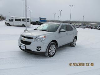 Used 2010 Chevrolet Equinox LT for sale in Drayton Valley, AB