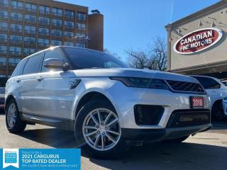 Used 2018 Land Rover Range Rover Sport DIESEL | NAVI | CAM | PANO | DUAL SCREEN | for sale in Scarborough, ON