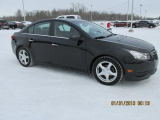 Used 2011 Chevrolet Cruze LTZ Turbo for sale in Drayton Valley, AB