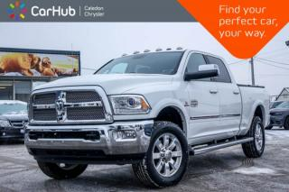 Used 2014 RAM 3500 Longhorn|4X4|Diesel|Navi|Sunroof|Backup Cam|Bluetooth|R-Start|Ventilated Front Seats|20