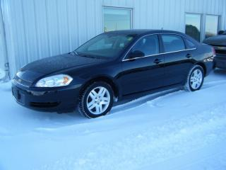 Used 2013 Chevrolet Impala LT for sale in Virden, MB