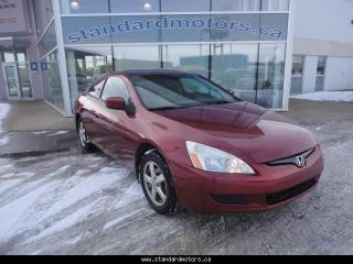 Used 2004 Honda Accord EX-L for sale in Swift Current, SK
