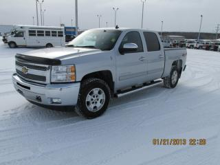 Used 2013 Chevrolet Silverado 1500 1500 LT 4x4 Crew Cab SWB for sale in Drayton Valley, AB
