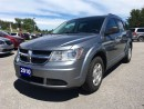 Used 2010 Dodge Journey SE - Sat Radio Capable for sale in Norwood, ON