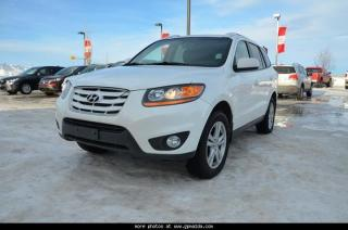 Used 2010 Hyundai Santa Fe Limited w/Navi 3.5 V6 AWD 6AT for sale in Grande Prairie, AB