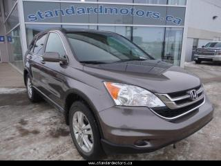 Used 2011 Honda CR-V EX AUTO 4WD for sale in Swift Current, SK