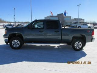 Used 2011 GMC Sierra 2500 2500HD Crew Cab SLT Diesel for sale in Drayton Valley, AB