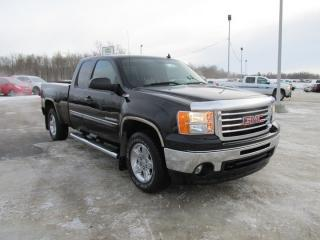 Used 2013 GMC Sierra 1500 1500 SLT All Terrain for sale in Drayton Valley, AB