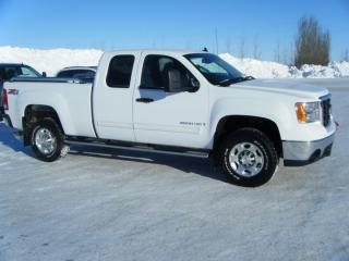Used 2008 GMC Sierra 2500 2500HD Ext for sale in Virden, MB