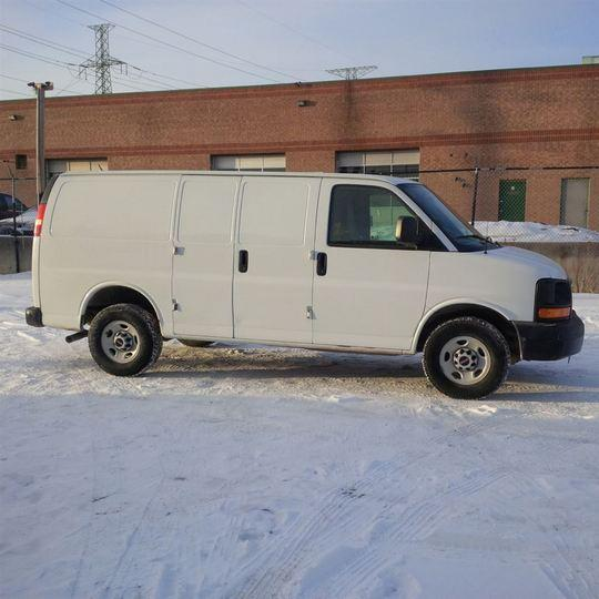 Used 2008 GMC Savana 2500 CARGO**CARGO**CARGO For Sale In