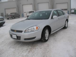 Used 2012 Chevrolet Impala LT for sale in Wainwright, AB