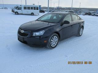 Used 2011 Chevrolet Cruze LS for sale in Drayton Valley, AB