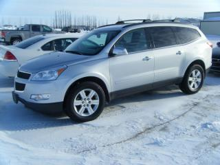 Used 2010 Chevrolet Traverse 2LT for sale in Virden, MB