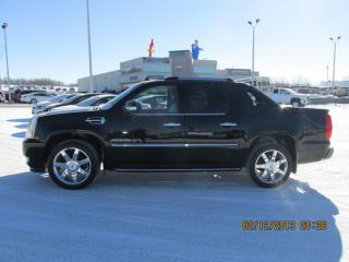 Used 2012 Cadillac Escalade EXT AWD for sale in Drayton Valley, AB