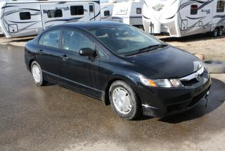 Used 2010 Honda Civic DX-G for sale in Grande Prairie, AB