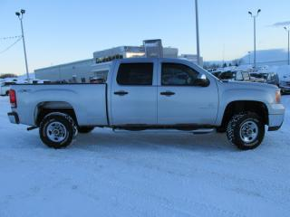 Used 2010 GMC Sierra 2500 2500HD WT 4x4 Crew Cab GAS LWB for sale in Drayton Valley, AB