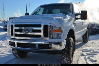 Used 2008 Ford F-250 SUPER DUTY 3/4 Ton XLT for sale in Grande Prairie, AB