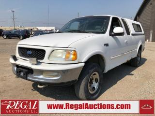 Used 1997 Ford F-150 XLT SUPERCAB 4WD for sale in Calgary, AB