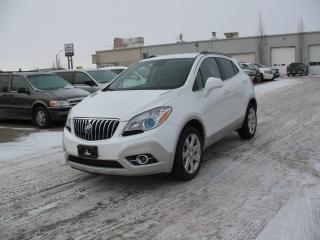 Used 2013 Buick Encore Leather AWD for sale in Wainwright, AB
