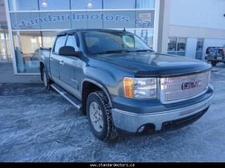 Used 2010 GMC Sierra 1500 1500 SLE for sale in Swift Current, SK