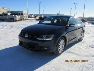 Used 2012 Volkswagen Jetta 2.0 TDI Highline 6MT for sale in Drayton Valley, AB