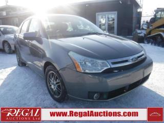 Used 2010 Ford Focus SE 4D Sedan for sale in Calgary, AB