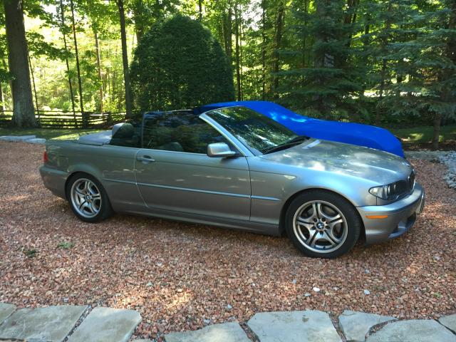 2006 BMW 330Ci 330Ci  SPORT & PREMIUM Packages Convertible
