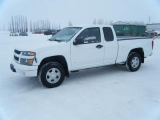 Used 2007 Chevrolet Colorado for sale in Virden, MB