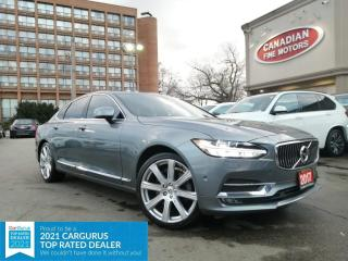 Used 2017 Volvo S90 INSCRIPTION | NAVI | CAM | PANO | PDC | AWD | for sale in Scarborough, ON