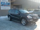 Used 2008 Mercedes-Benz GL-Class GL550 AMG 4MATIC w/ DVD Headrest and Bluetooth for sale in North York, ON