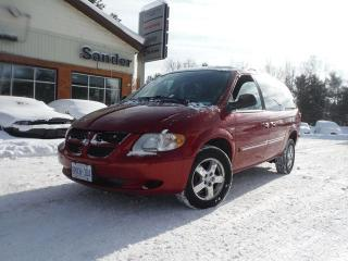 Used 2004 Dodge Caravan Wheel Chair Accessible for sale in Gravenhurst, ON