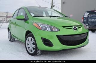 Used 2013 Mazda MAZDA2 for sale in Grande Prairie, AB