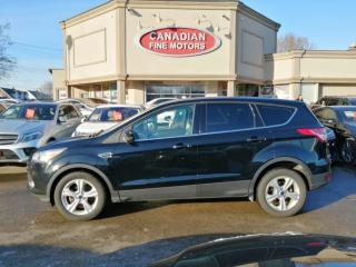 Used 2016 Ford Escape CLEAN CARFAX | CAM | BLUETOOTH | 4 NEW SNOW TIRES* for sale in Scarborough, ON