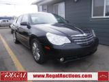 Photo of Black 2008 Chrysler Sebring