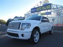 Used 2011 Ford F-150 Limited Crew Cab for sale in Moncton, NB