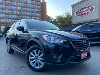 Used 2016 Mazda CX-5 LEATHER | AWD | BLIND SPOT | NAV | CAM | SUNROOF for sale in Scarborough, ON