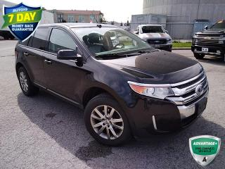 Used 2014 Ford Edge SEL | CLEAN CARFAX | REAR CAMERA | LEATHER | HEATED SEATS | MOONROOF | for sale in Barrie, ON