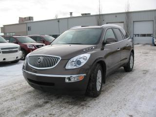 Used 2009 Buick Enclave CX AWD for sale in Wainwright, AB