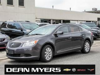 Used 2013 Buick LaCrosse for sale in North York, ON