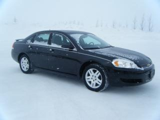 Used 2012 Chevrolet Impala LT for sale in Virden, MB