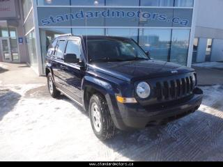 Used 2012 Jeep Patriot Sport 4WD for sale in Swift Current, SK