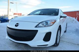 Used 2012 Mazda MAZDA3 Sport GS-SKY 6AT for sale in Grande Prairie, AB