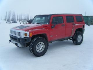 Used 2008 Hummer H3 Base for sale in Virden, MB