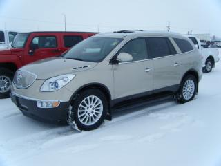 Used 2011 Buick Enclave CXL for sale in Virden, MB